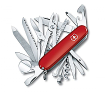 Swiss Army Victorinox Champ Red