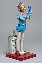 Madame dentiste